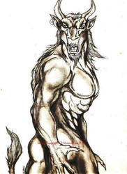 The Cretan Minotaur