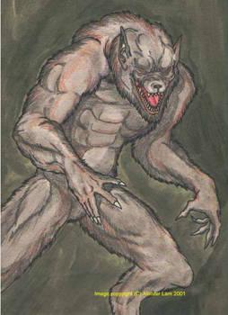 The Classic Werewolf