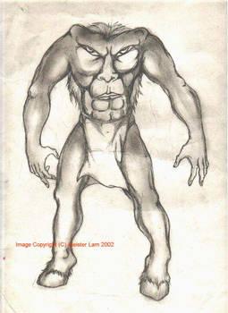 Monstrous Race - The Blemmyae