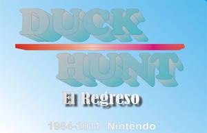 Duck Hunt el  regreso by cuat21