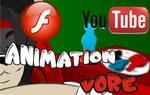 A rich dinner -animation flash vore-