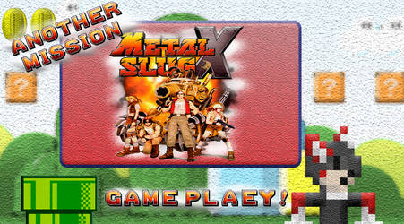Gameplay Metal Slug Ps1 -Another Mission 01- by cuat21