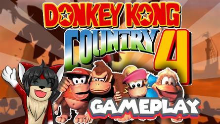 Juego perdido : Donkey Kong Country 4 gameplay
