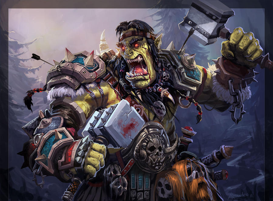 Orc by armandeo64