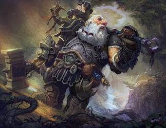 Dwarf by armandeo64