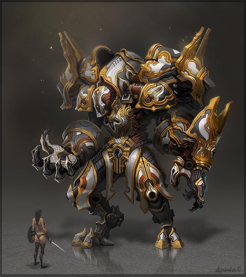 concept robo by armandeo64