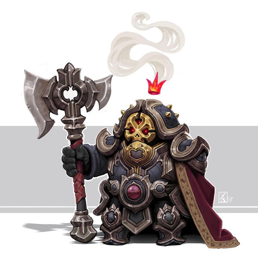 Warrior by armandeo64