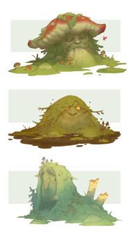 Green-Heads