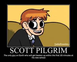 Scott Pilgrim by AxelHenson