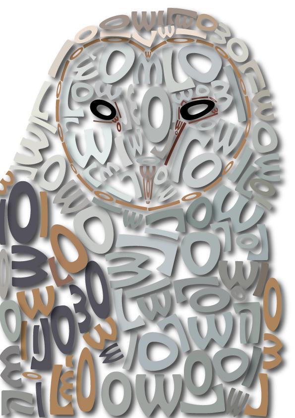 Typo Owl