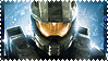 HALO: Master Chief stamp 1 by Spehi