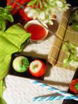 Kashi Sushi 4 by unshakentomato