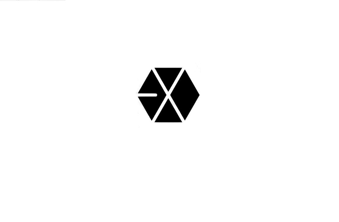 Exo Logo Wallpaper Amazing Wallpaper Hd Library