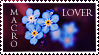 Macro Lover Stamp. by magnesina