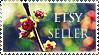 etsy seller stamp. by magnesina