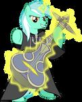 Number IX Lyra Heartstrings