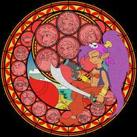 Half-Genie Pirate by Jackos92