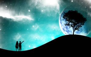 Night Sky by MGawronski