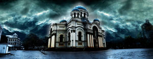 Archangel Church by MGawronski