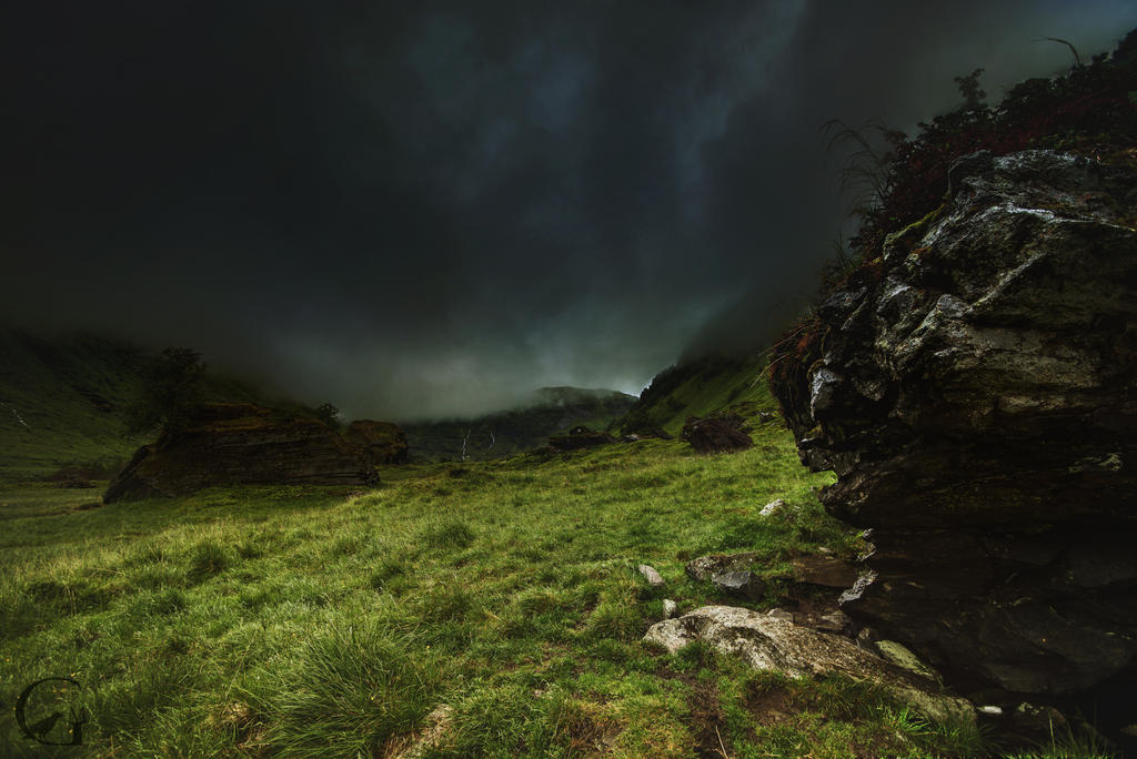 The Dark Side by MGawronski