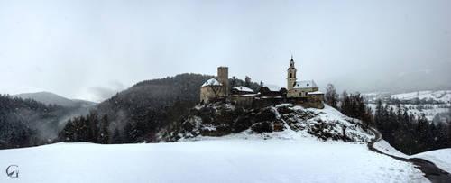 Snow time by MGawronski