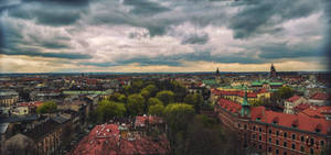 The City of the Kings by MGawronski