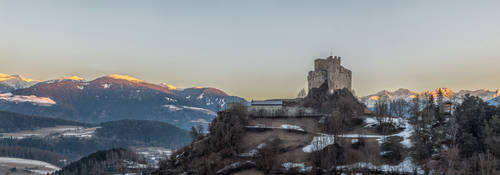 San Martino Castle II by MGawronski