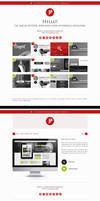 Jakub Spitzer Portfolio design by JakubSpitzer