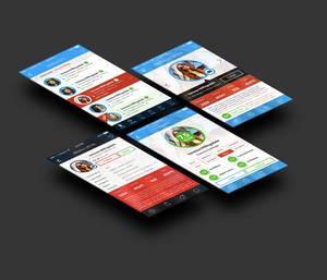 QT Rank iPhone app