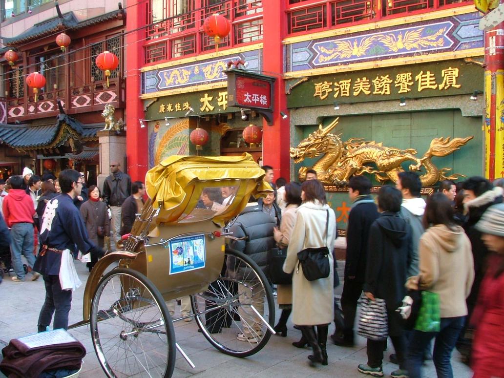 Chinatown in Yokohama by ColbyBFox