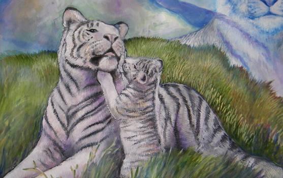 Tiger Detail 2