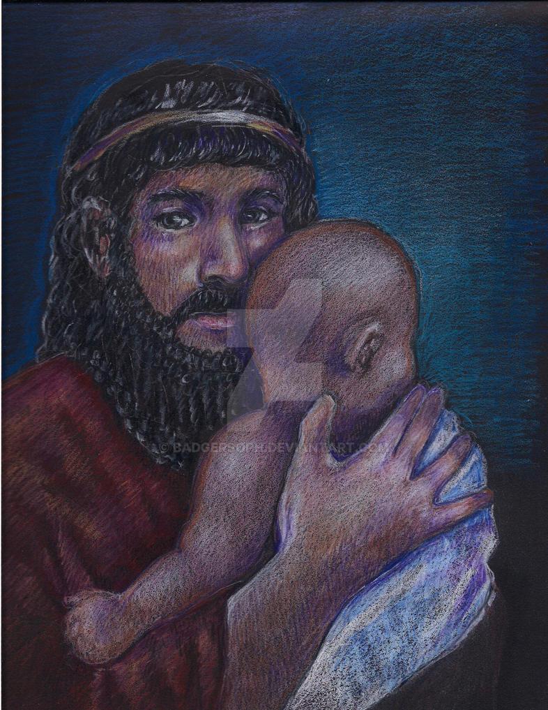 Solomon by badgersoph