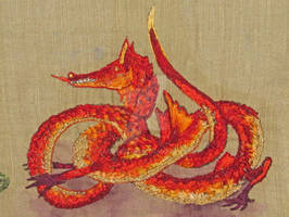 Smaug (The Road Goes Ever On)