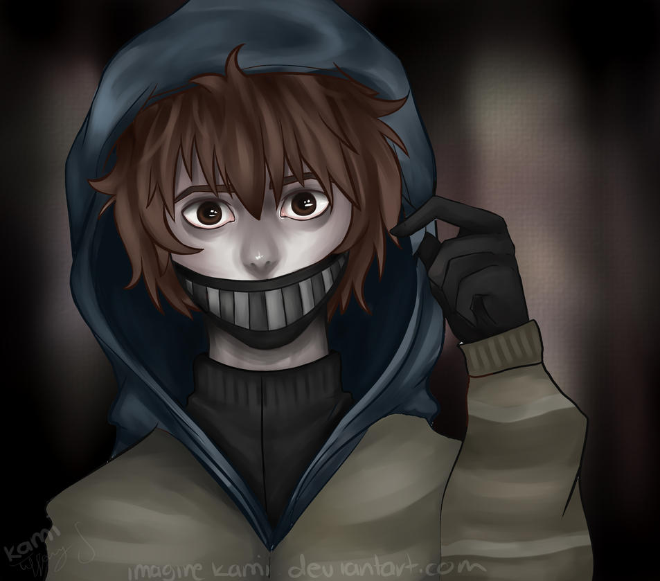 Ticci Toby - CreppyPasta by ImagineKami on DeviantArt