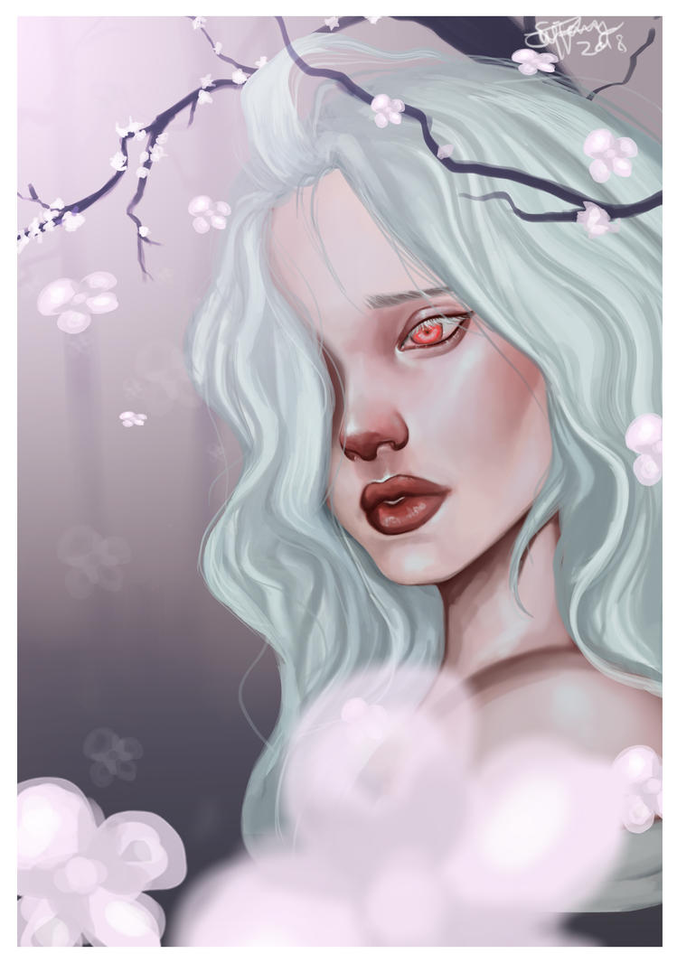 Blossoms by ImagineKami