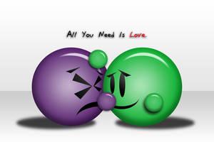 Cling Love by hikaricloud