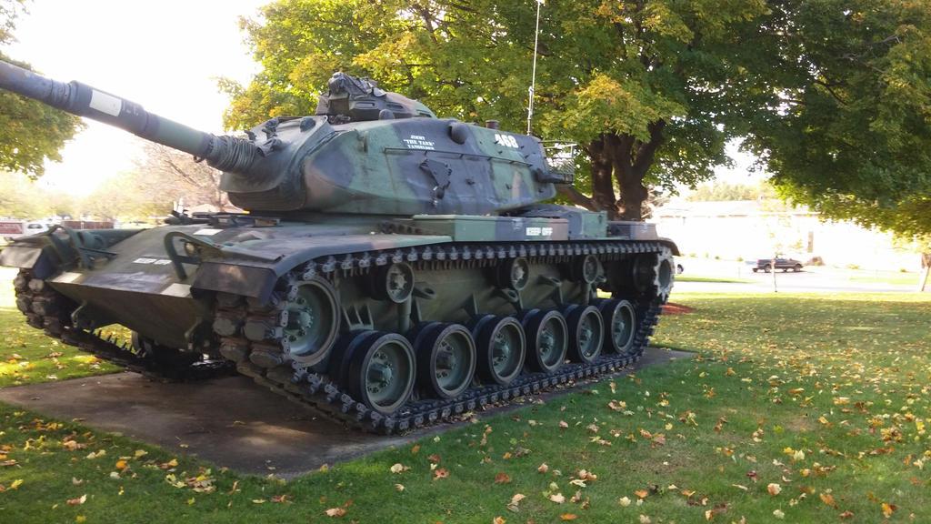 Murrica's Army (badass tank) by neobro555