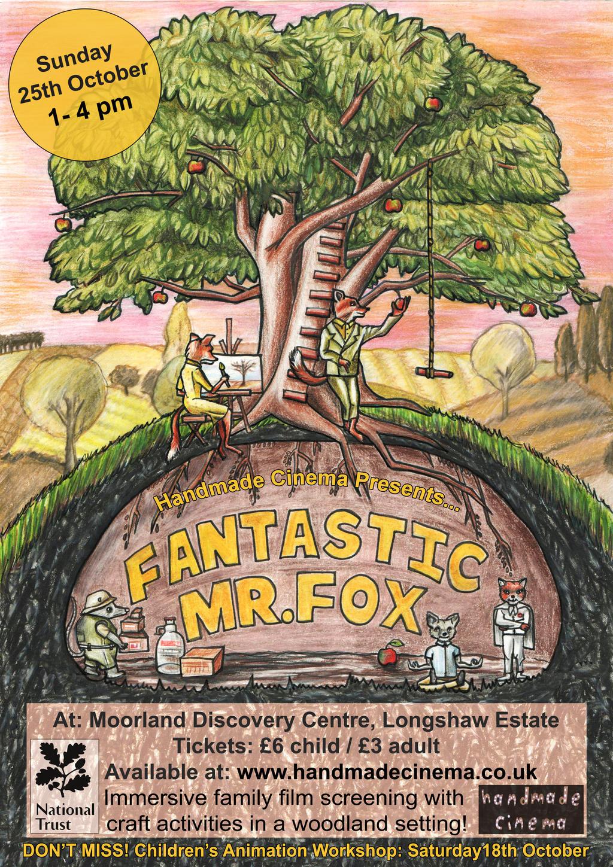 Fantastic Mr Fox By Alisonswinney On Deviantart