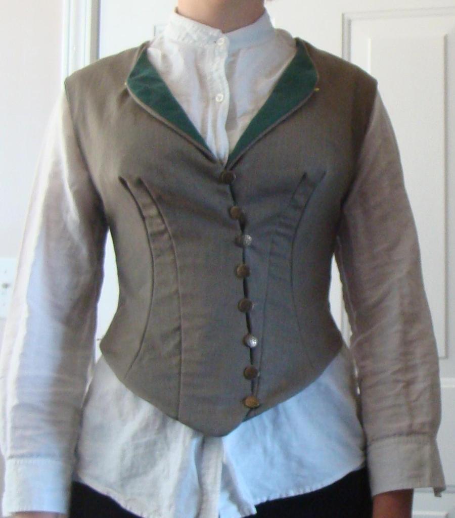 Waistcoat by mdelgiorno17