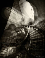 The stairs. by Phototubby
