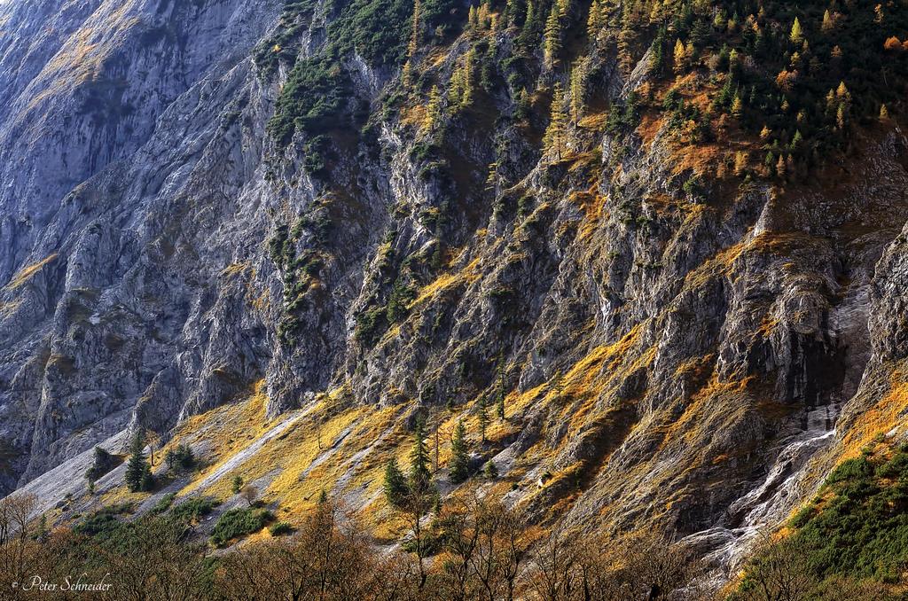 Underway in Karwendel. by Phototubby