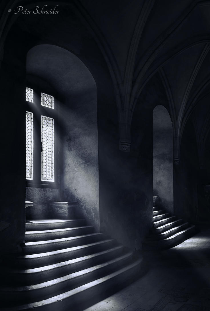 Staircases to light. by Phototubby