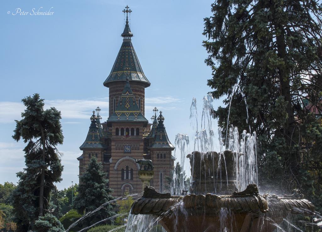 Timisoara-Romanian Orthodox Cathedral by Phototubby