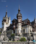 Around Peles castle(V).