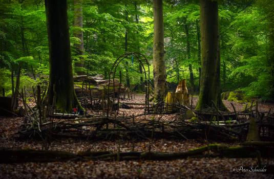 Foliage whispered (I).