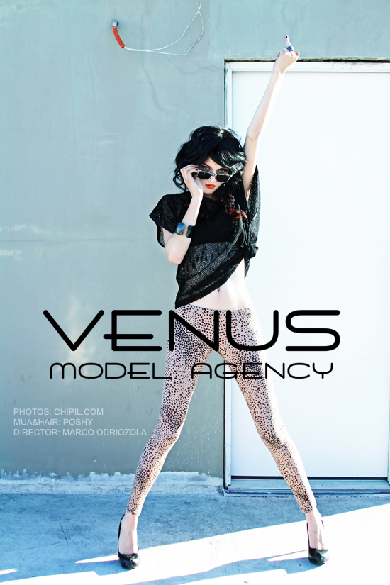VENUS ad by chipil