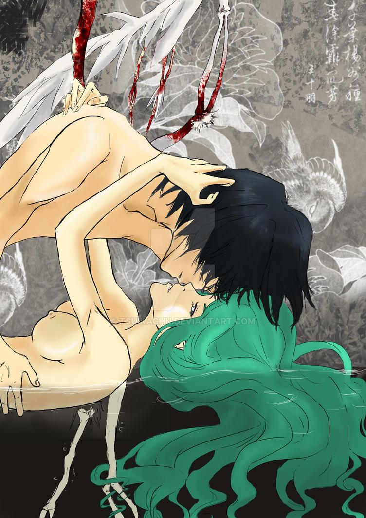 Lilith And Luzifer by Tsuikachu