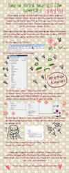 Shrink your GIF file below 15kb Tutorial by Sueweetie