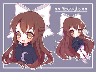 MOONLIGHT Chara. Page by Sueweetie