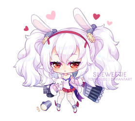 [+Video] AZUR LANE LAFFEY by Sueweetie